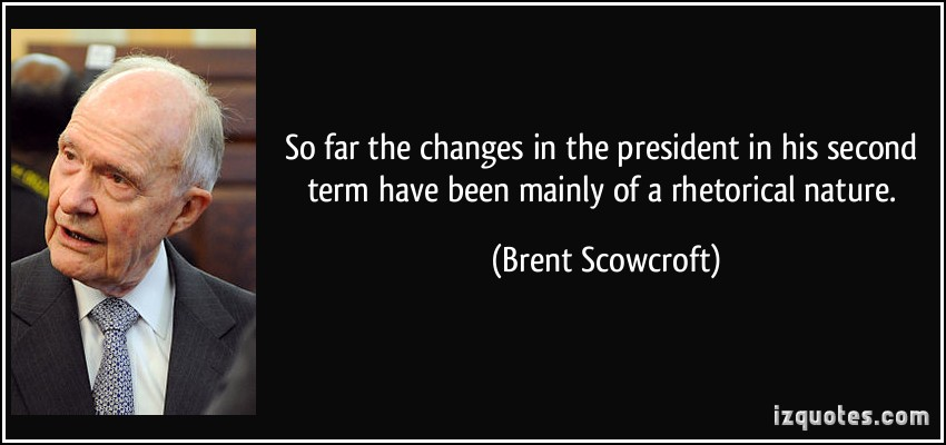 Brent Scowcroft's quote #1