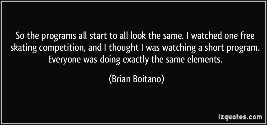 Brian Boitano's quote #4