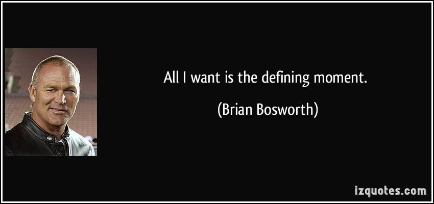 Brian Bosworth's quote #2