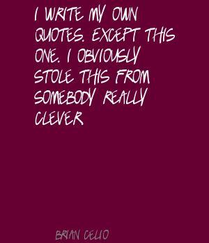 Brian Celio's quote #6