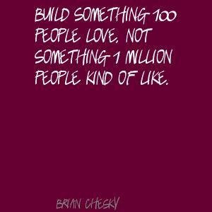 Brian Chesky's quote #6