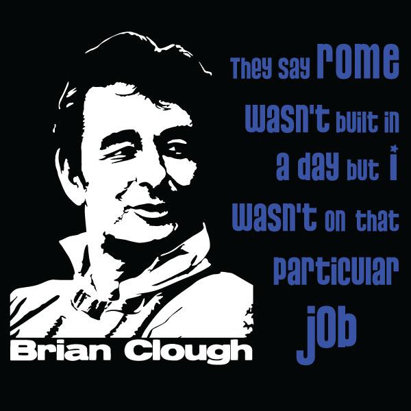 Brian Clough's quote #3