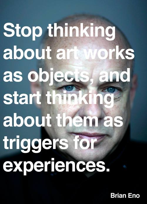 Brian Eno's quote #3