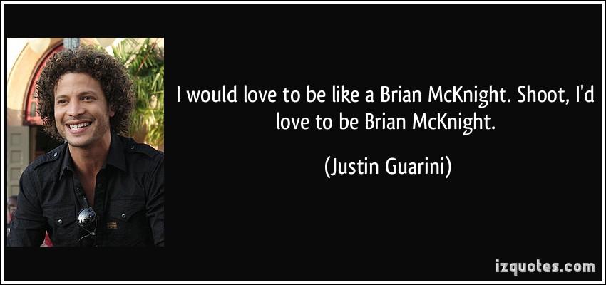 Brian McKnight's quote #1