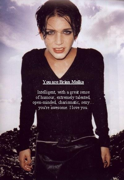 Brian Molko's quote #3