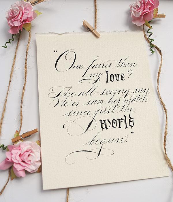 Bridal quote #2