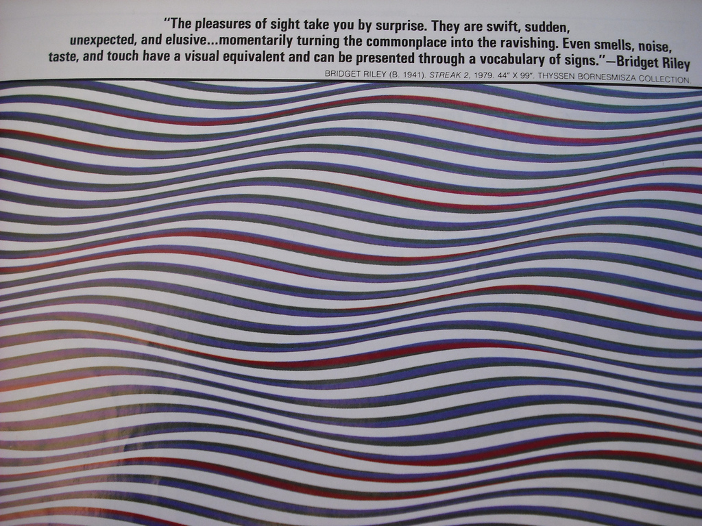 Bridget Riley's quote #4