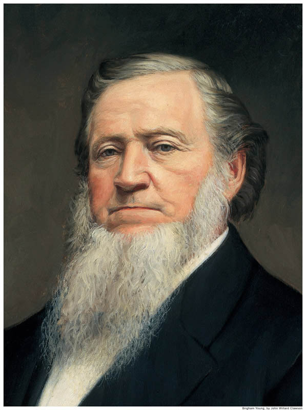 Brigham Young's quote #1