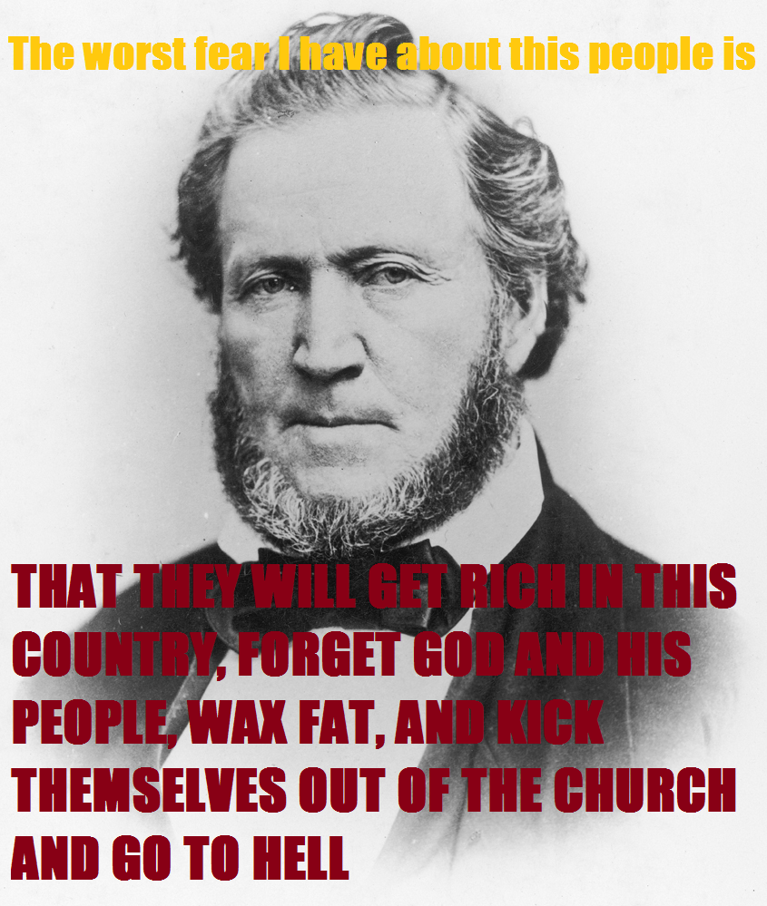 Brigham Young's quote #5