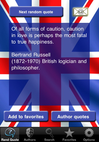 British quote #1