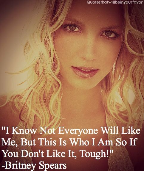 Britney Spears quote #2