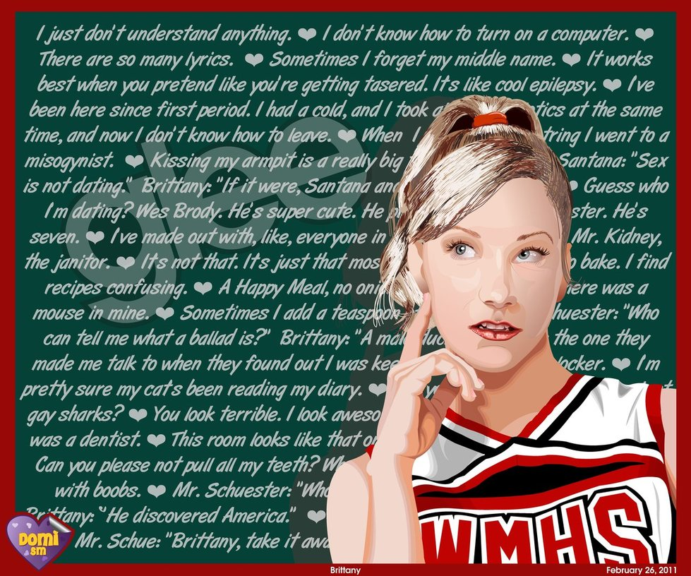 Brittany quote #1