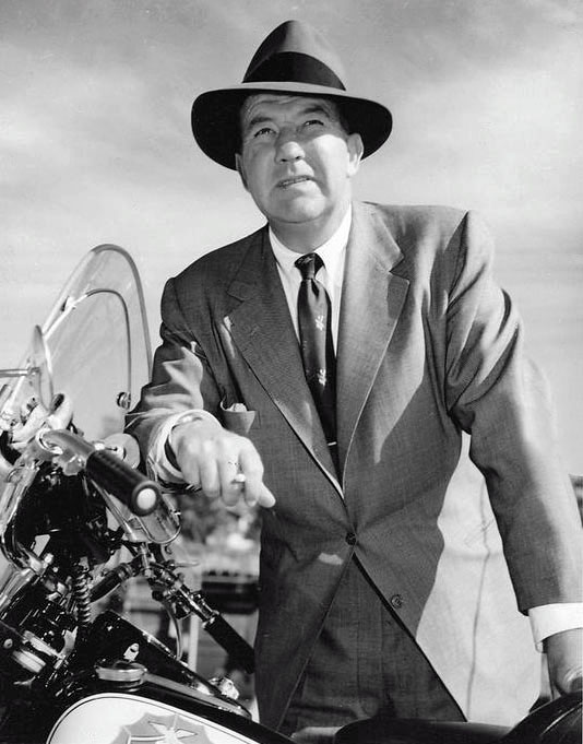 Broderick Crawford's quote #7