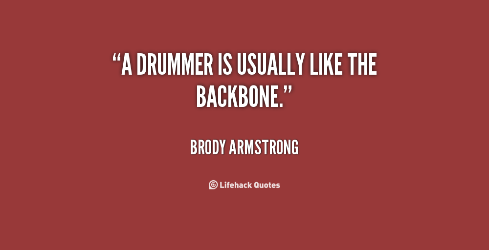 Brody Armstrong's quote #3