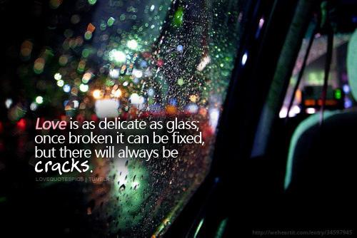 Broken Glass quote #2