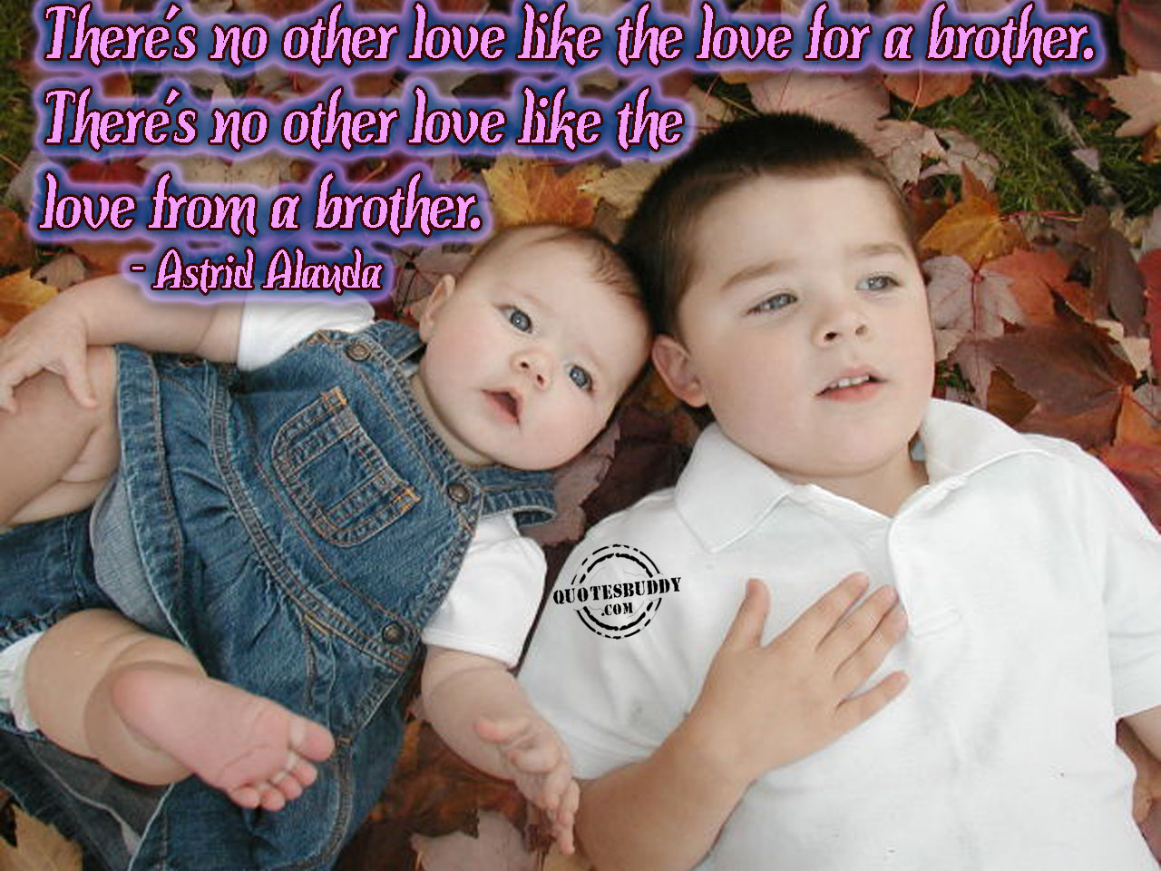 Brother quote #1