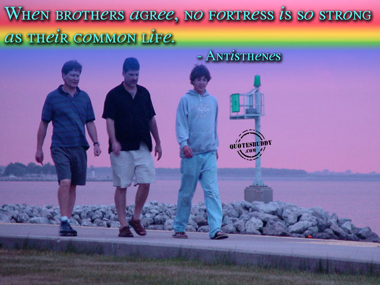 Brothers quote #2