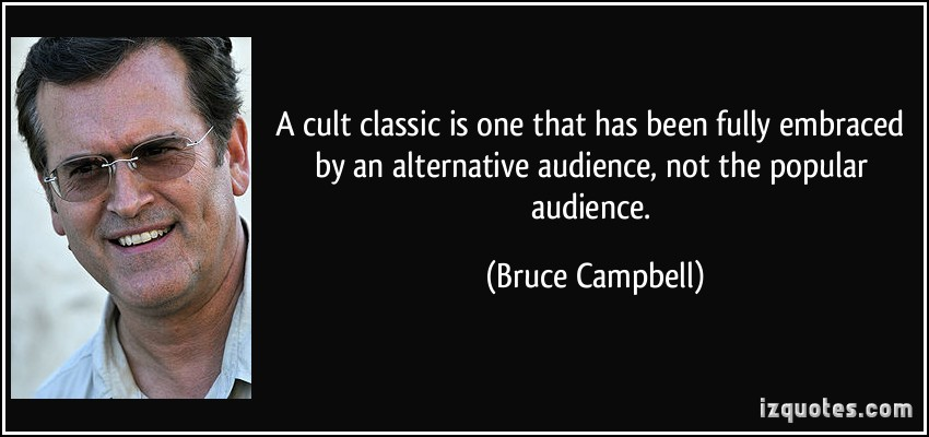 Bruce Campbell's quote #7