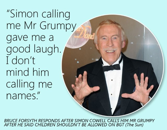 Bruce Forsyth's quote #3