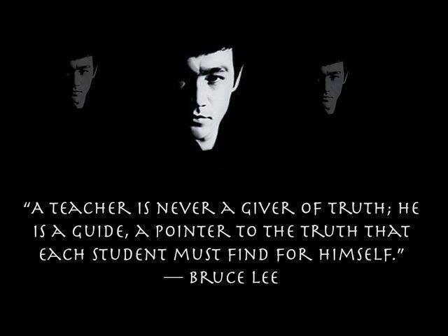 Bruce Lee quote #2