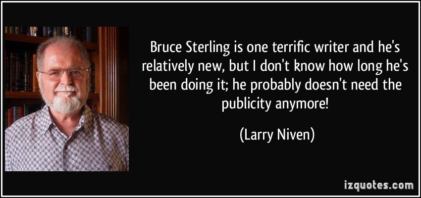 Bruce Sterling's quote #6
