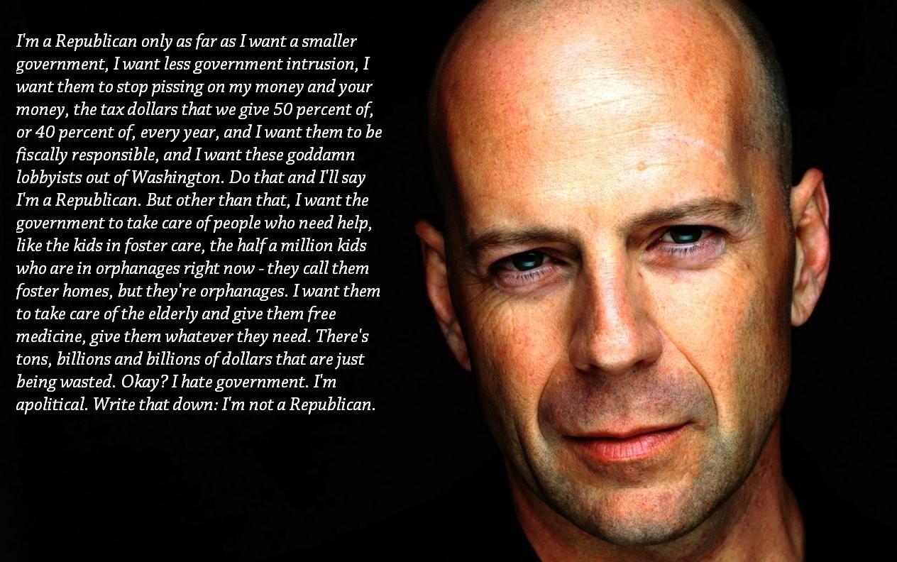 Bruce Willis's quote #3