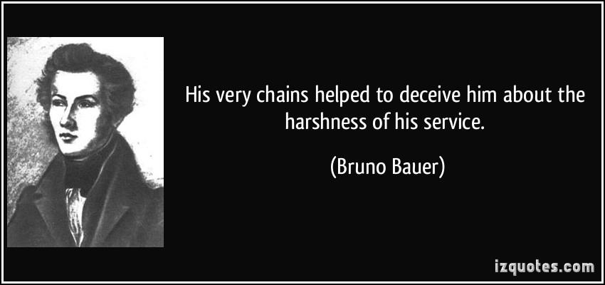 Bruno Bauer's quote #1