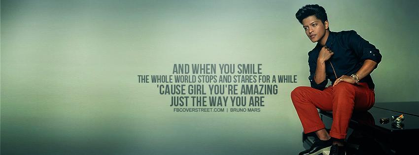 Bruno Mars's quote #4