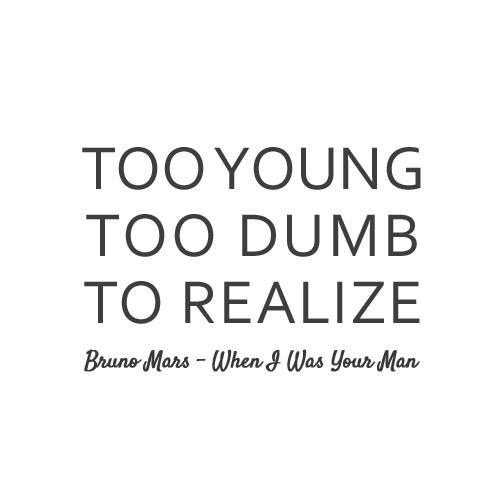 Bruno Mars's quote #3