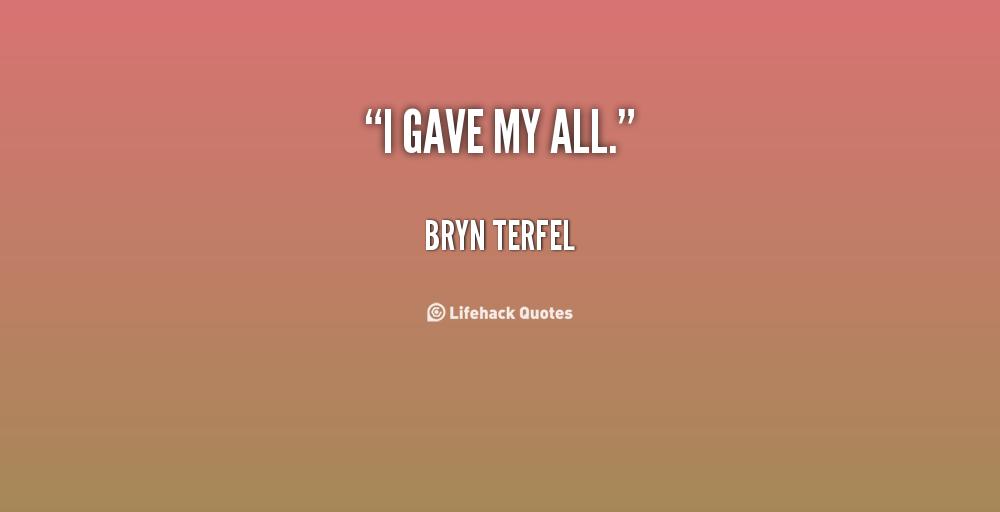 Bryn Terfel's quote #3