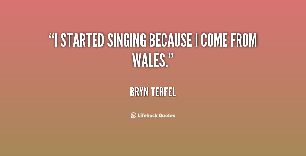 Bryn Terfel's quote #4