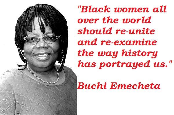 Buchi Emecheta's quote #5
