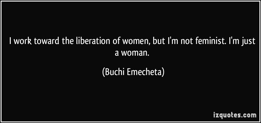 Buchi Emecheta's quote #2