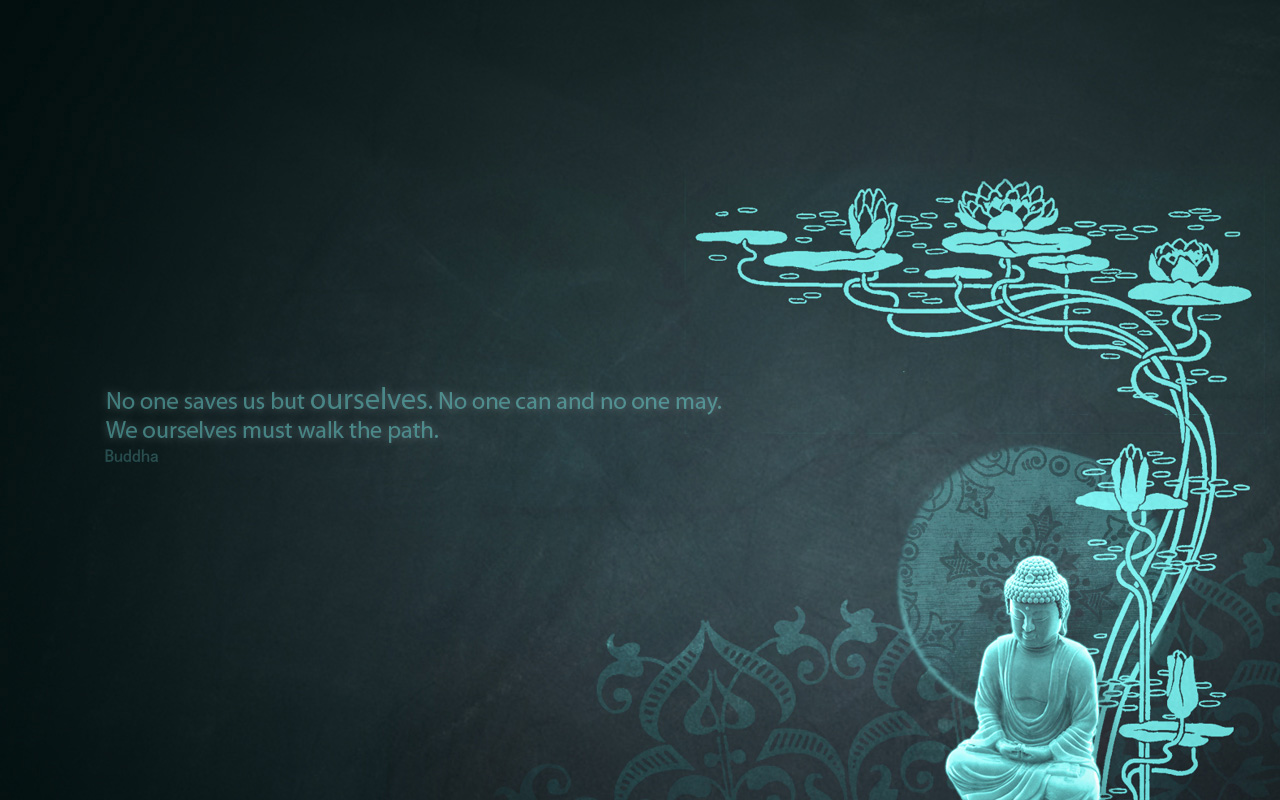 Buddhism quote #3