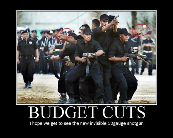Budget Cuts quote #2