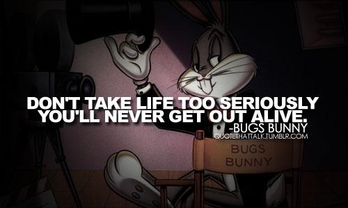 Bunny quote #1