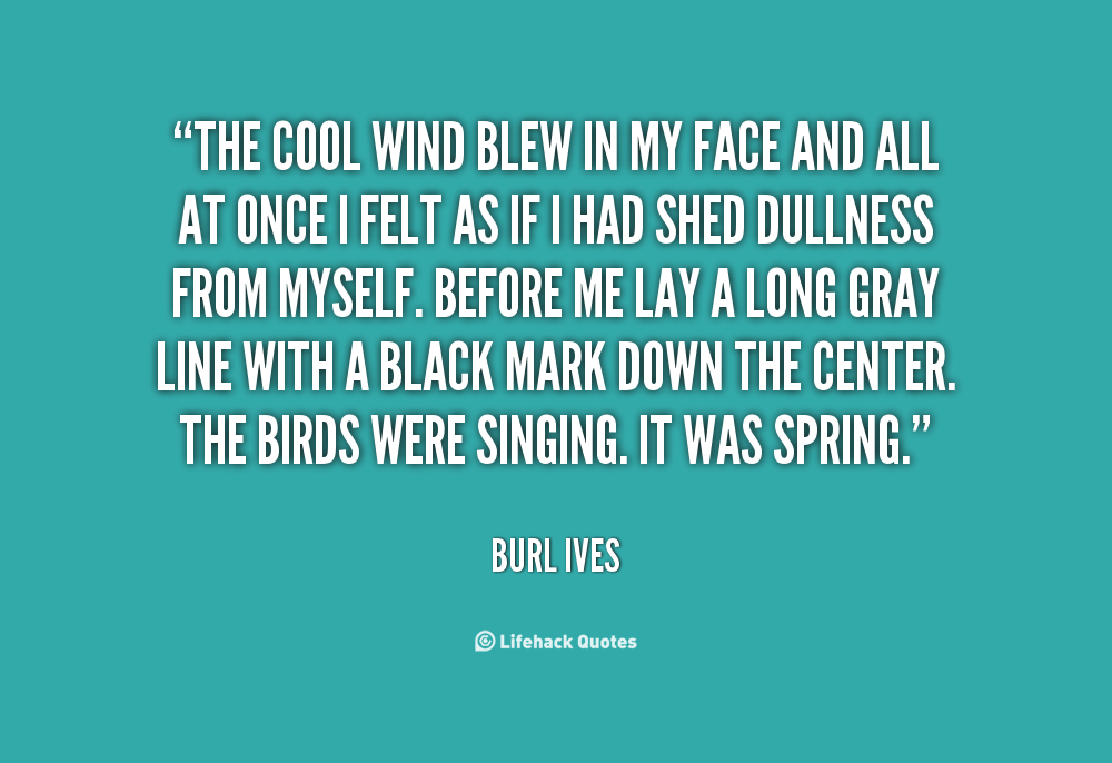 Burl Ives's quote #2