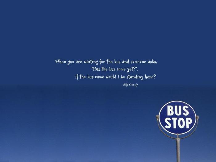 Bus quote #1