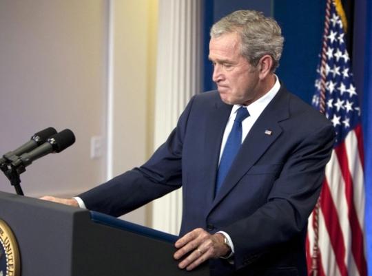 Bush Presidency quote #1