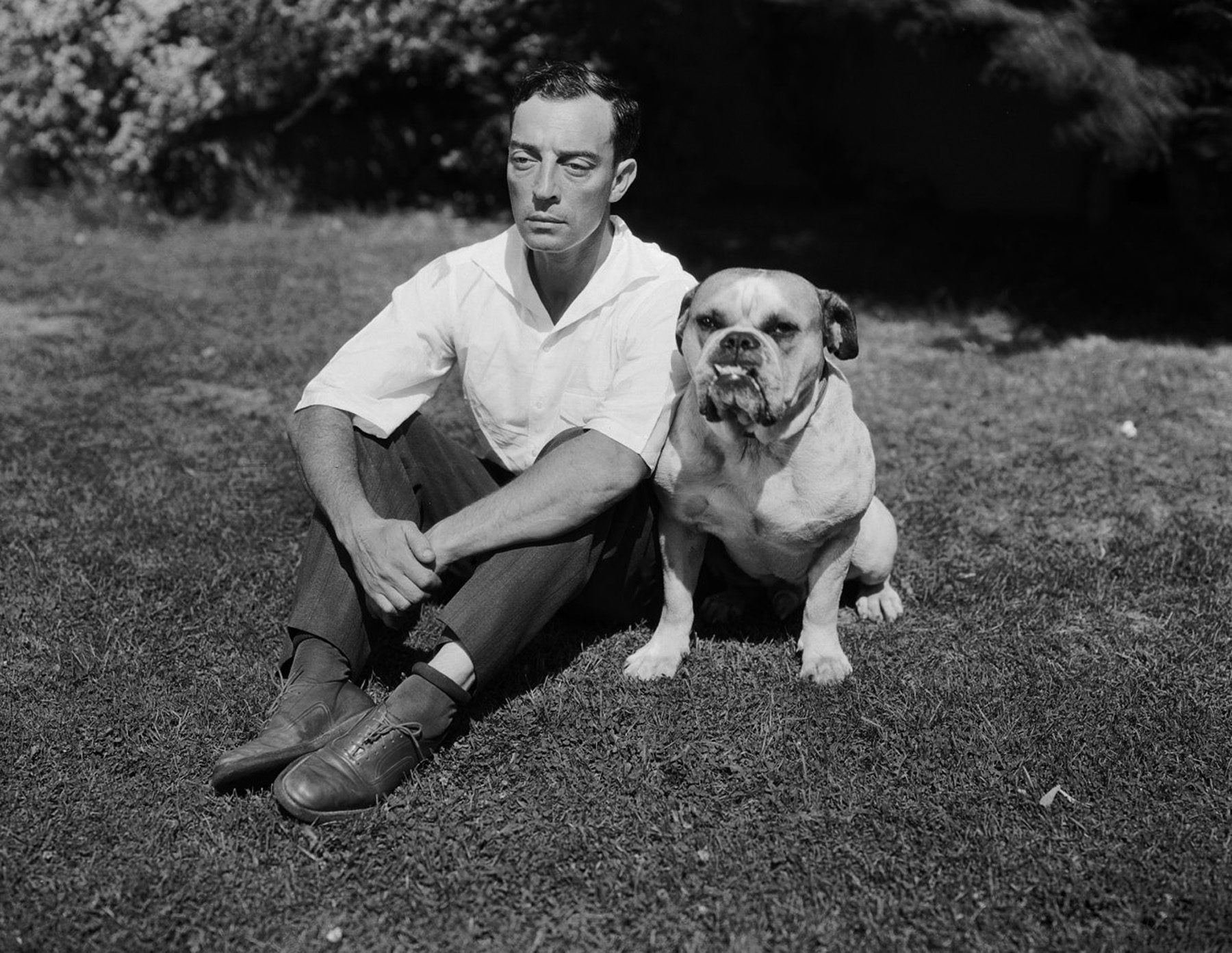 Buster Keaton's quote #1