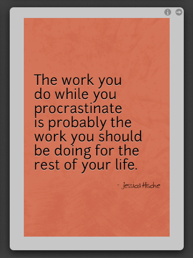 Busy Working quote #2