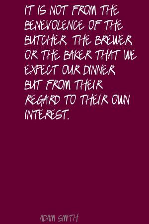 Butcher quote #1