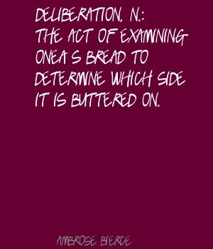 Buttered quote #1