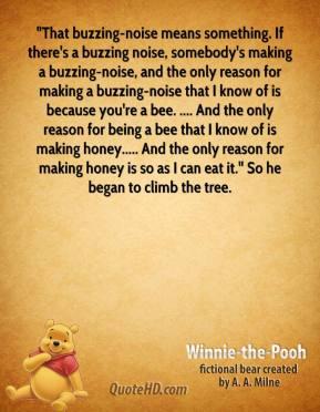 Buzzing quote #1
