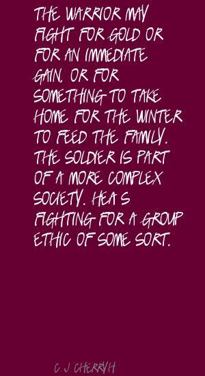 C. J. Cherryh's quote #3