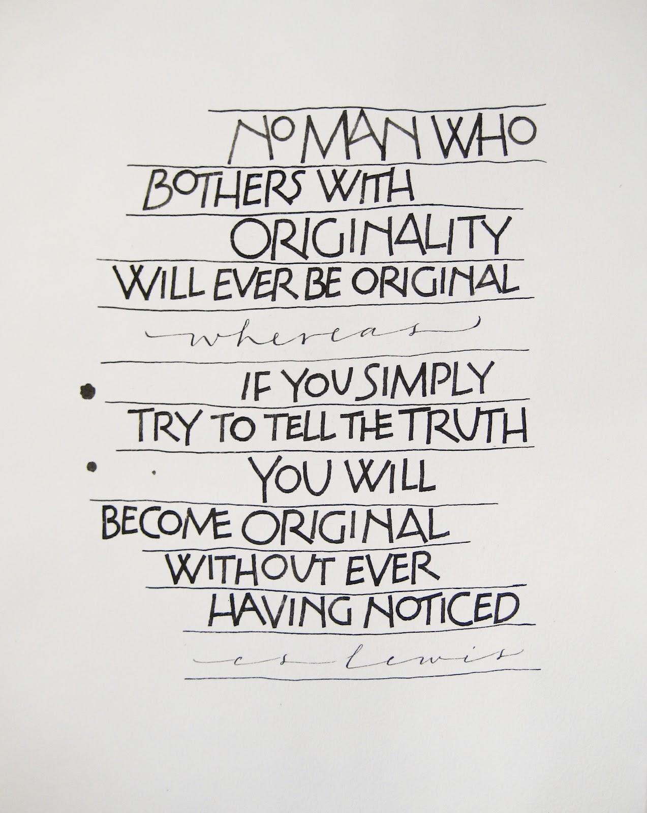 C. S. Lewisu0027s Quote #1