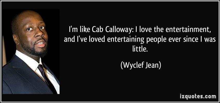 Cab Calloway's quote #2