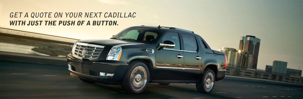 Cadillac quote #1