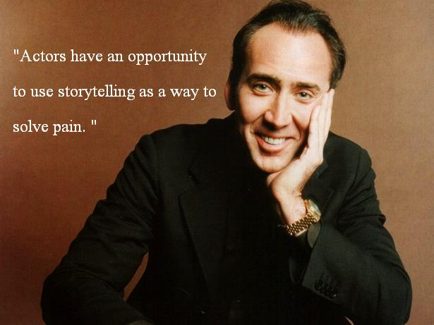 Cage quote #1