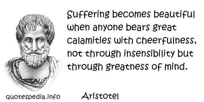 Calamities quote #1